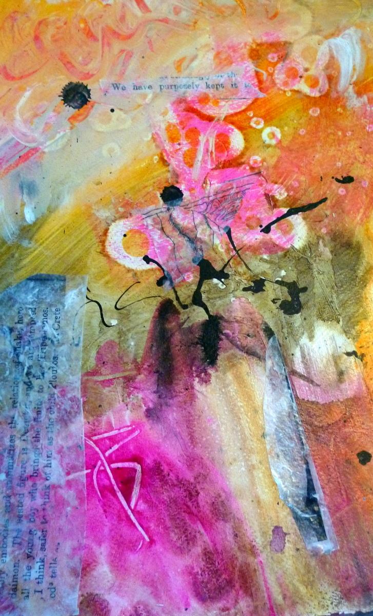 Acrylic Painting – Saltworkstudio