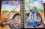 Sketchbook, Suzanne Edminster