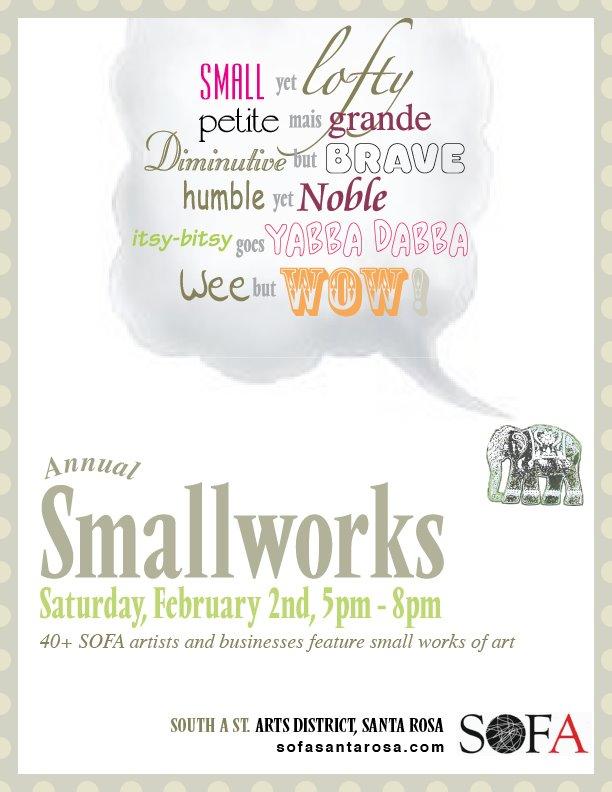 SOFA Small Works