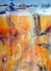 """Over Underworld, acrylic on canvas, 36"""" x 48"""""""