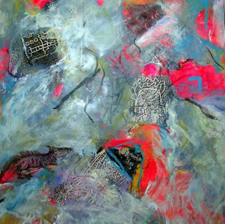 Suzanne Edminster Saltworkstudio Mixed Media