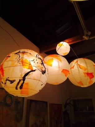 cave lantern