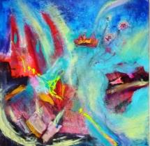 Pentecost Land, Suzanne Edminster