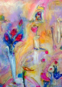 Altar Ego, Suzanne Edminster