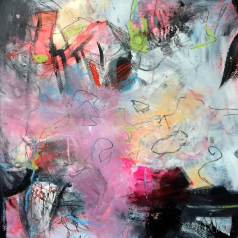Process painting in the Cherubinm series