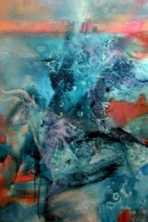 Europa, 36 x 48, Terra Incognita series