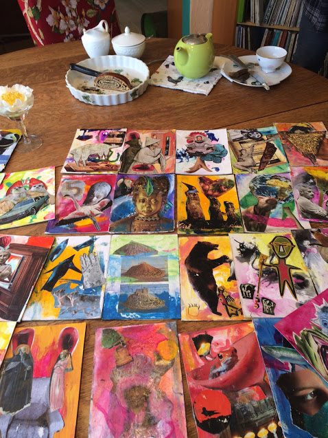 Metaphoracards, Suzanne Edminster, Saltworkstudio
