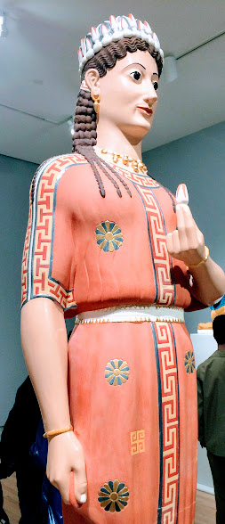 Gods in color pink goddess